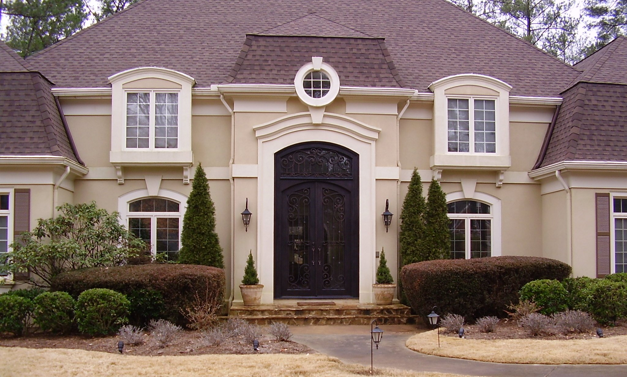 custom front doorsCustom Iron Doors  Iron Entry Doors  Atlanta Iron Doors