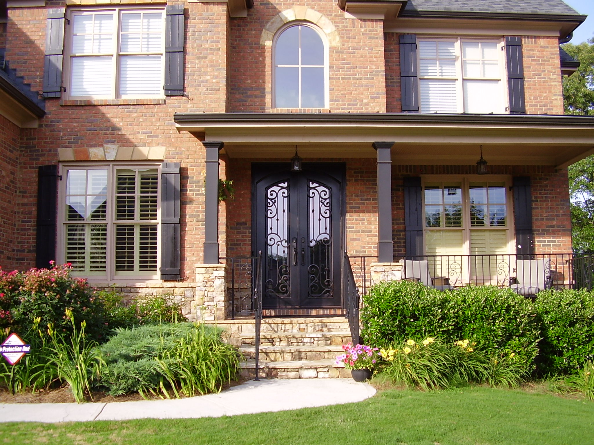 Custom Iron Doors | Iron Entry Doors | Atlanta Iron Doors