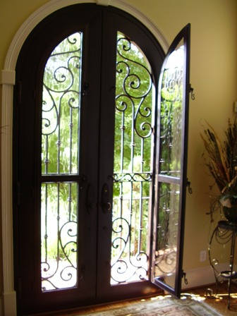 Security Doors Elegant Entries Custom Doors