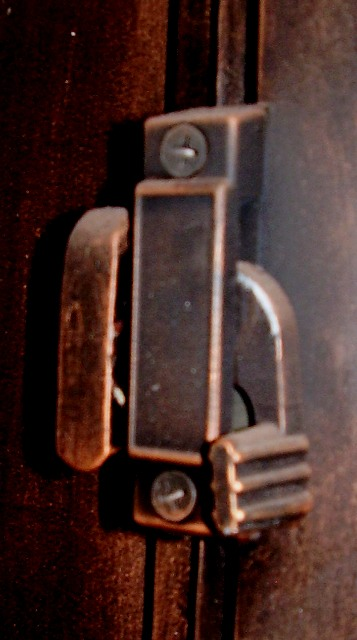 Imports window latch