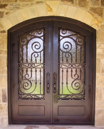 Atlanta Iron Doors | Custom Iron Doors | Iron Entry Doors