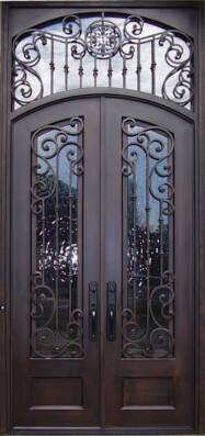 Atlanta Iron Doors - Doors That Give You More & Atlanta Iron Doors | Custom Iron Doors | Iron Entry Doors